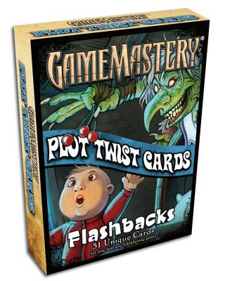 Gamemastery Plot Twist Cards By Paizo Publishing (COR)